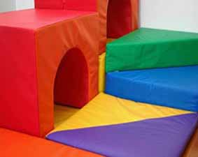 Clare's Circus Calne Chippenham Soft Play for Children's Parties
